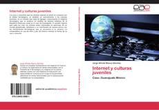 Buchcover von Internet y culturas juveniles