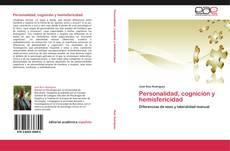 Personalidad, cognición y hemisfericidad的封面