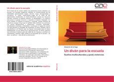 Buchcover von Un diván para la escuela
