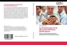 Borítókép a  La Fisioterapia en la Atención Primaria Domiciliaria - hoz