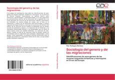 Buchcover von Sociologia del genero y de las migraciones