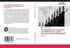 Portada del libro de El salvataje de empresas en el Mercosur: ¿Una quimera o una necesidad?