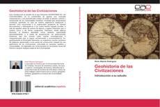 Portada del libro de Geohistoria de las Civilizaciones
