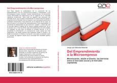 Bookcover of Del Emprendimiento  a la Microempresa