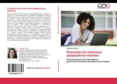 Buchcover von Creación de entornos adaptativos móviles