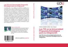 Portada del libro de Las TIC en  la Universidad: Propuesta Estratégica para su integración