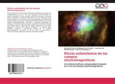 Обложка Efecto antiamibiano de los campos electromagnéticos
