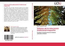 Capa do livro de Valores de la educación tradicional mapuche