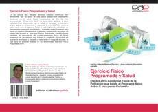 Buchcover von Ejercicio Físico Programado y Salud