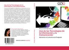 Couverture de Uso de las Tecnologías de la Información y la Comunicación