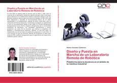 Capa do livro de Diseño y Puesta en Marcha de un Laboratorio Remoto de Robótica