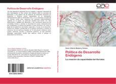 Capa do livro de Política de Desarrollo Endógeno