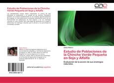 Bookcover of Estudio de Poblaciones de la Chinche Verde Pequeña en Soja y Alfalfa