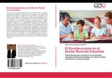 Couverture de El Escolanovismo en el Sector Rural de Colombia