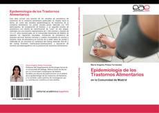 Buchcover von Epidemiología de los Trastornos Alimentarios