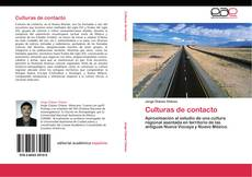Buchcover von Culturas de contacto