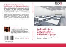 Buchcover von La Gestión de la Comunicación Institucional en la Educación Superior