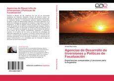 Couverture de Agencias de Desarrollo de Inversiones y Políticas de Focalización