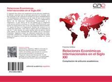 Portada del libro de Relaciones Económicas Internacionales en el Siglo XXI