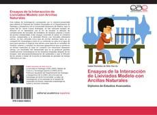 Buchcover von Ensayos de la Interacción de Lixiviados Modelo con Arcillas Naturales
