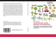 Buchcover von El test Bender como detector de problemas