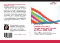 Buchcover von Democratización y Gestión Municipal. Estado de México 1990-2006