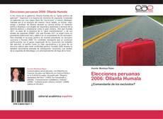 Bookcover of Elecciones peruanas 2006: Ollanta Humala