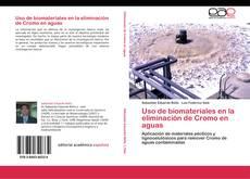 Portada del libro de Uso de biomateriales en la eliminación de Cromo en aguas