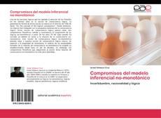 Capa do livro de Compromisos del modelo inferencial no-monotónico