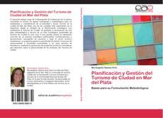 Capa do livro de Planificación y Gestión del Turismo de Ciudad en Mar del Plata