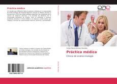 Portada del libro de Práctica médica