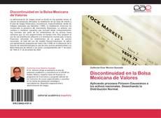 Discontinuidad en la Bolsa Mexicana de Valores的封面