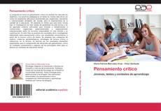 Capa do livro de Pensamiento crítico