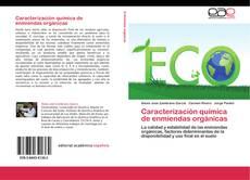 Couverture de Caracterización química de enmiendas orgánicas