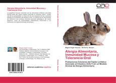 Copertina di Alergia Alimentaria, Inmunidad Mucosa y Tolerancia Oral