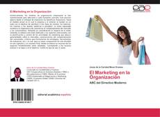 El Marketing en la Organización的封面