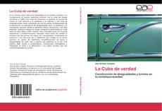 Capa do livro de La Cuba de verdad