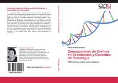 Concepciones de Ciencia en Estudiantes y Docentes de Psicología的封面