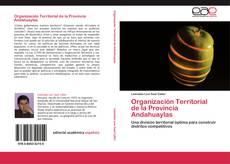 Buchcover von Organización Territorial de la Provincia Andahuaylas