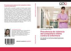 Bookcover of Prevalencia de violencia del compañero íntimo contra la enfermera