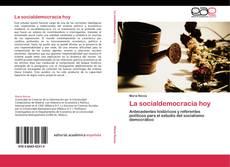 Buchcover von La socialdemocracia hoy