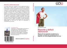 Portada del libro de Deporte y deficit atencional