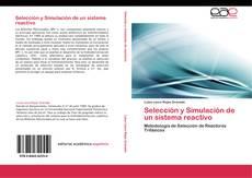 Capa do livro de Selección y Simulación de un sistema reactivo