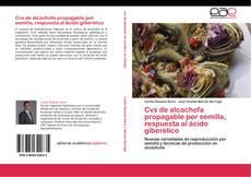 Buchcover von Cvs de alcachofa propagable por semilla, respuesta al ácido giberélico