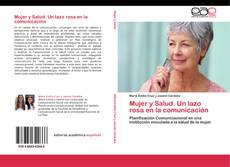 Portada del libro de Mujer y Salud. Un lazo rosa en la comunicación