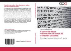 Buchcover von Fusión de datos distribuida en redes de sensores visuales