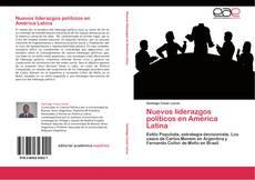 Buchcover von Nuevos liderazgos políticos en América Latina