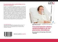 Buchcover von Caracterización clínico epidemiológica de los pacientes asmáticos
