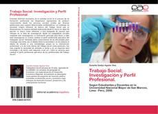 Portada del libro de Trabajo Social: Investigación y Perfil Profesional.