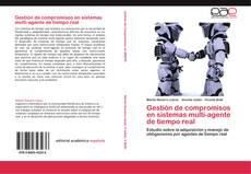 Buchcover von Gestión de compromisos en sistemas multi-agente de tiempo real